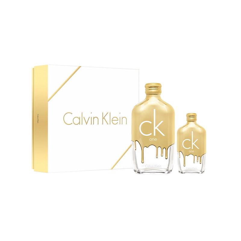 Calvin Klein CK One Gold Gavesæt...