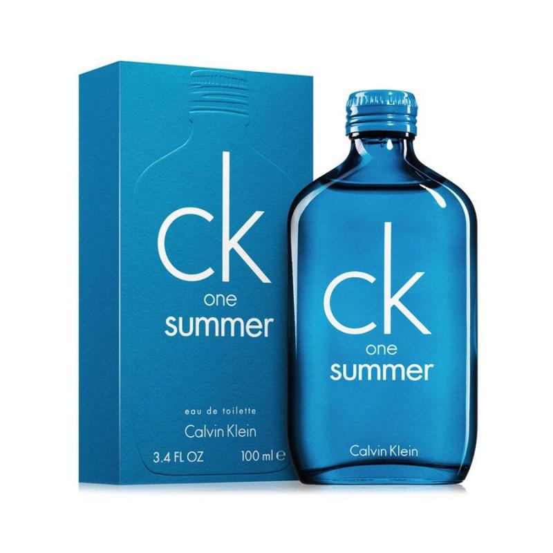 Calvin Klein CK One Summer 2018 Eau...